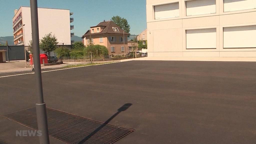 50'000 Franken: Zu wenig Grünfläche auf dem neuen Dorfplatz in Derendingen
