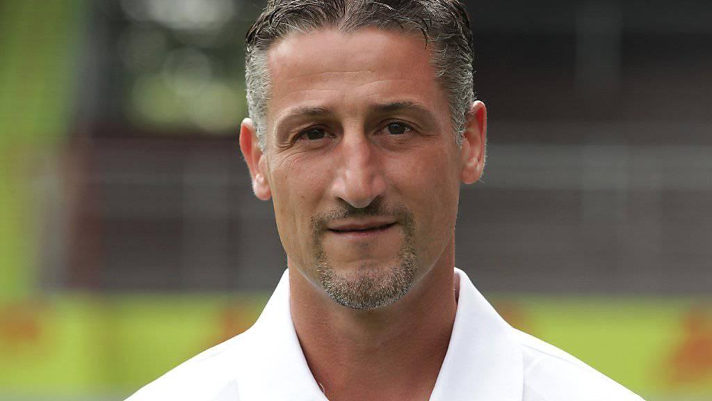 Interimscoach Jürgen Kramny bleibt Trainer beim VfB Stuttgart