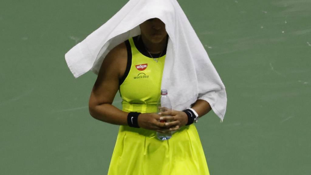 Auf Tauchstation: Tennisstar Naomi Osaka