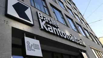 Basler Kantonalbank in Schieflage: Die BKB verzeichnet im ersten Semester 2013 einen Gewinneinbruch