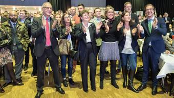 Bei den Basler Grossratswahlen im vergangenen Jahr hatte die LDP am ehesten Grund zum Jubel.