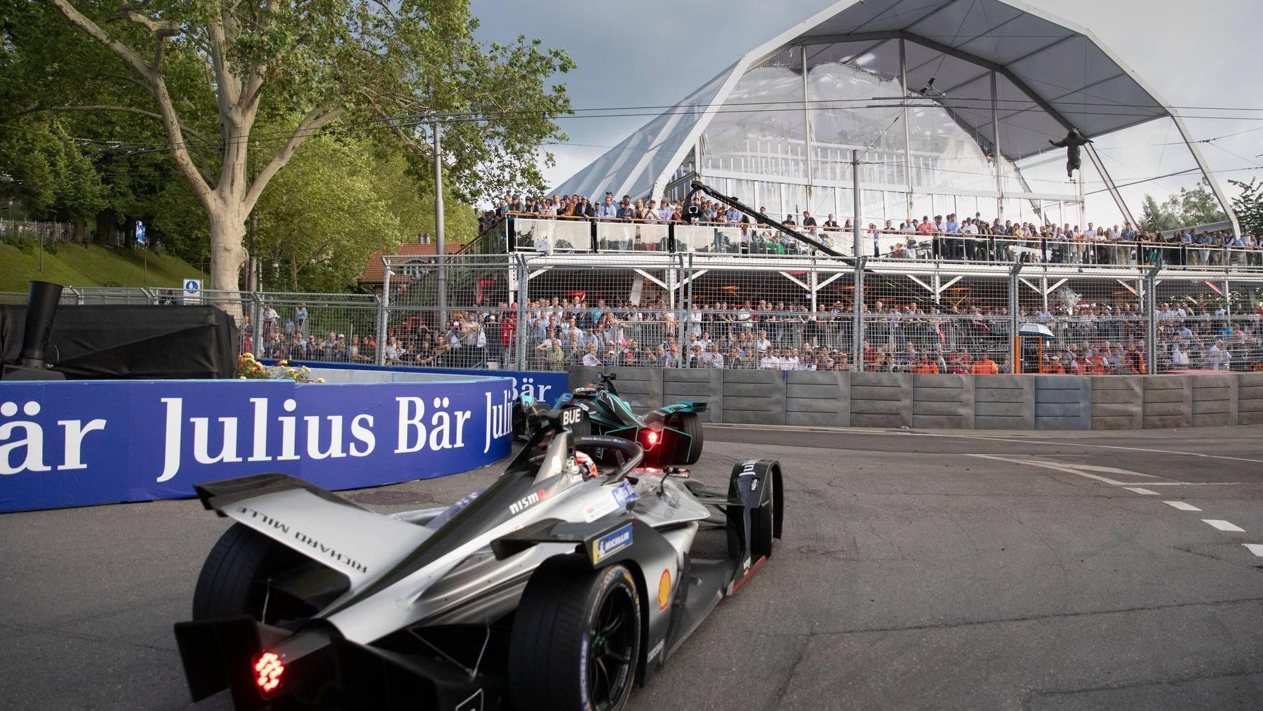 Das Formel-E-Rennen war in Bern umstritten. Letztlich schauten aber gegen 100'000 Menschen zu.