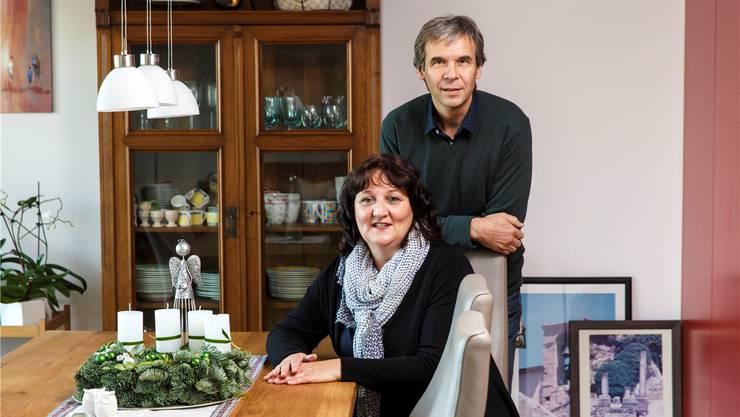 Cornelia und Otfried Pappe haben die Schweiz als Arbeitsort ausgewählt.