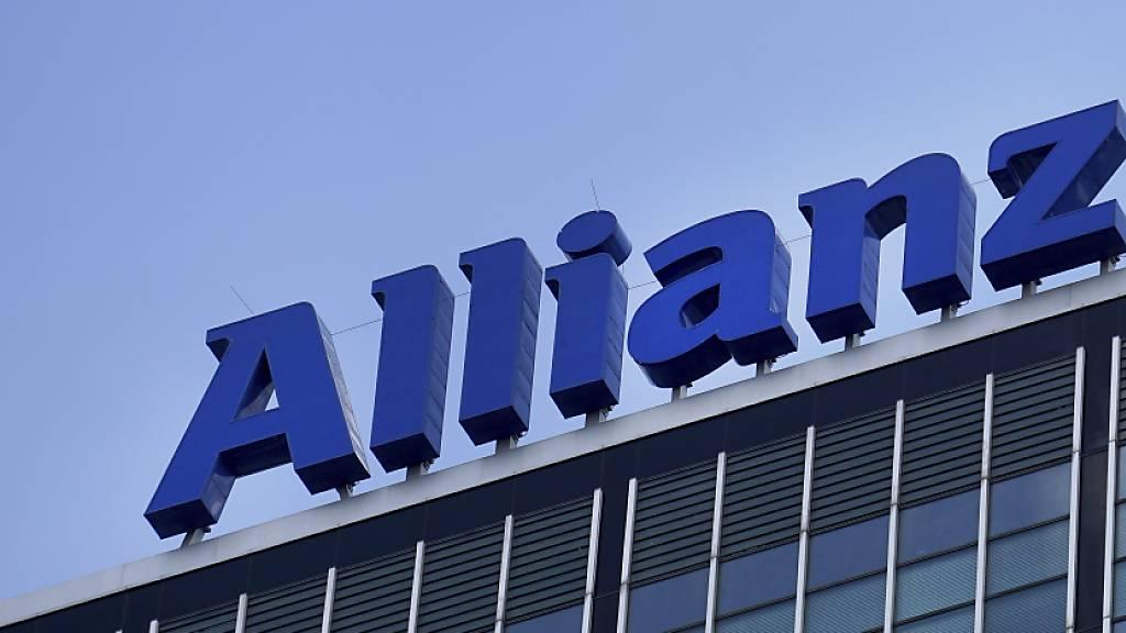 Der Schweizer Ableger des Allianz-Konzerns hat mehr verdient: Logo der Allianz in Berlin.