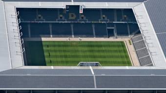 Wahrscheinlicher Austragungsort: Stade de Suisse in Bern (Archiv)