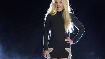 """""""Alles ist gut"""": US-Popstar Britney Spears äusserte sich in einer Videobotschaft zu den Gerüchten um ihren Gesundheitszustand. (Archivbild)"""