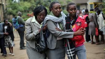 Geiseldrama in Nairobi hat ein Ende
