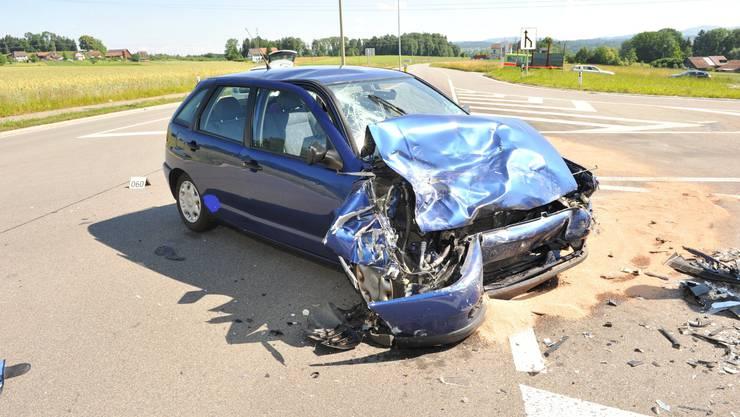 Der Unfall in Egg forderte ein Todesopfer.