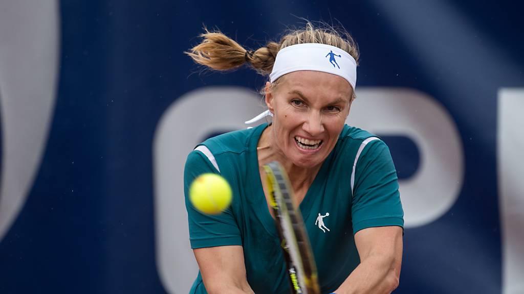 Belinda Bencic gegen Altmeisterin Kusnezowa