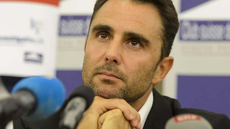 Er brachte den Stein ins Rollen: Der ehemalige IT-Angestellte der HSBC, Hervé Falciani. (Archivbild)