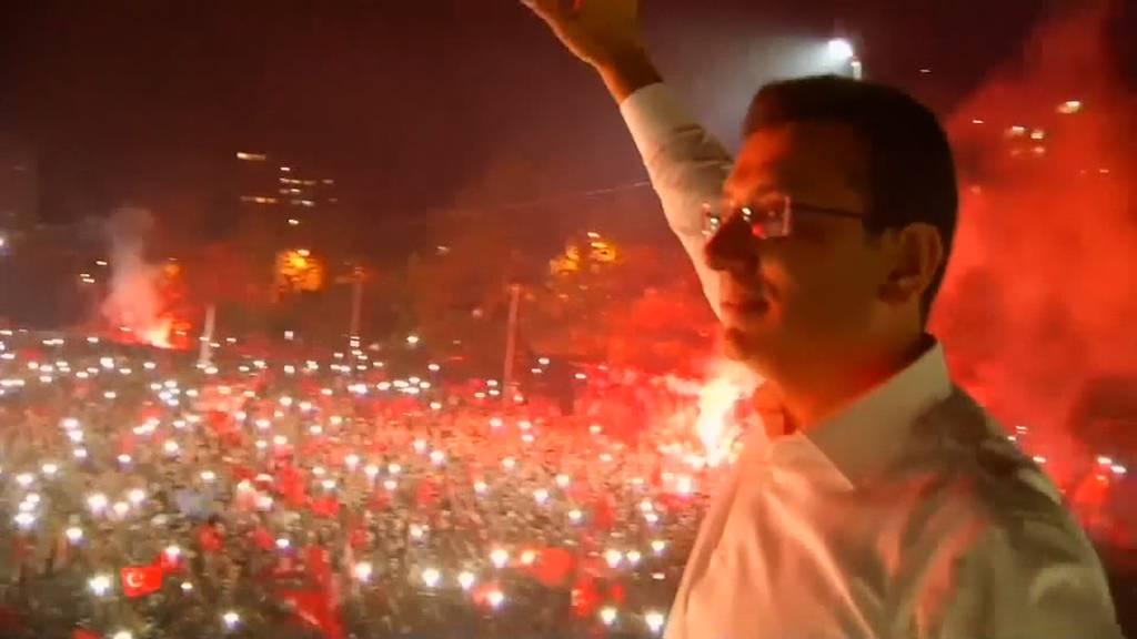 Istanbul: Sieg für die Demokratie