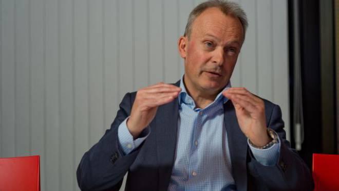 «Unsere Strategie verlangt Technologieführerschaft»: Urs Schaeppi. Foto: EMANUEL PER FREUDIGER