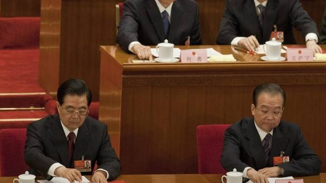 Chinas Volkskongress legt Atomprojekte aufs Eis (Archiv)