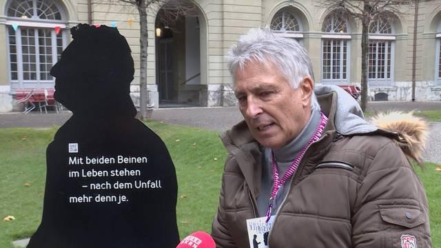 «Unsichtbar: Irritation in Schwarz»: Behinderte und ihre Schicksale
