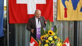 In der Fahrweid feiern die Weininger und Geroldswiler gemeinsam den 1. August.