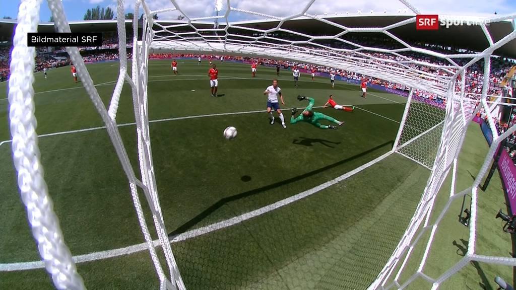 Nations League: Nati verliert im Penalty-Schiessen