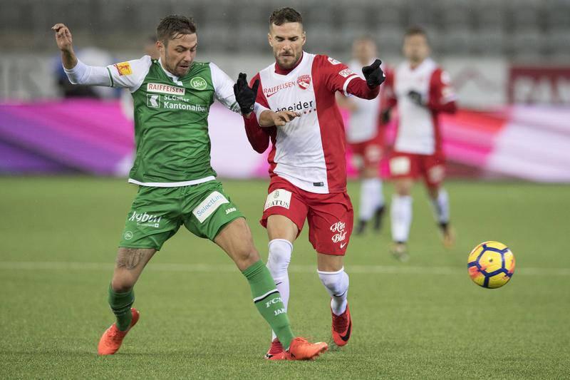 FC Thun gegen FC St.Gallen (© Tagblatt)