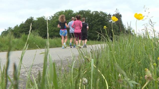 Neuer Trend: Slow Jogging kommt in die Schweiz