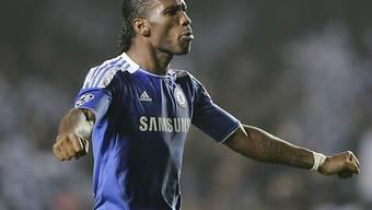 Didier Drogba markierte für Chelsea das 1:0