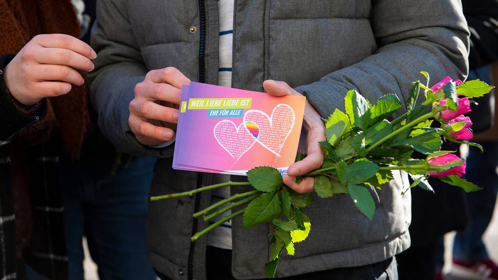 Rechtskommission gibt Homo-Paaren grünes Licht für Samenspende