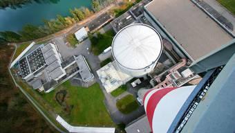 Der Reaktor des AKW Mühleberg wurde automatisch abgestellt. (Archivbild)