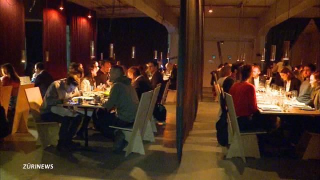 Neues Pop-Up Restaurant in Stadthalle
