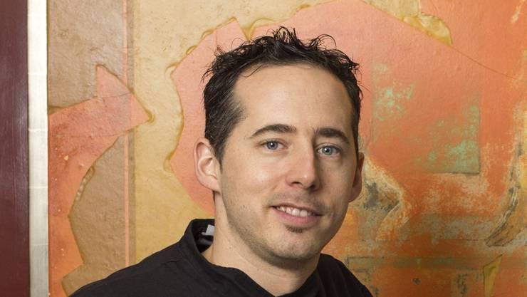 Seit April 2014 führt Küchenchef Jean-Michel Vionnet zusammen mit Pius Bieri das «Isebähnli» in Baden.