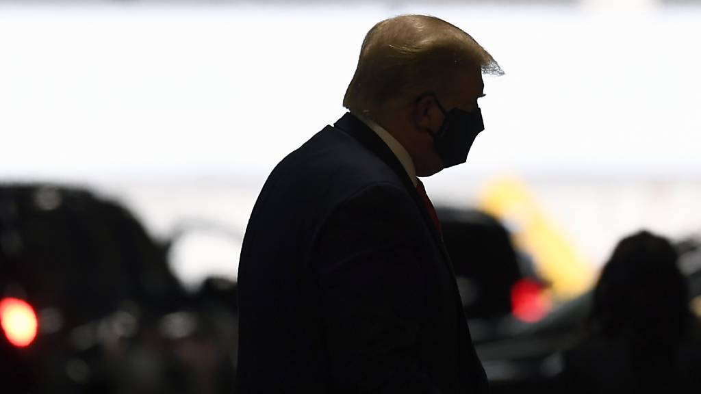 Trump besorgt um kranken Bruder