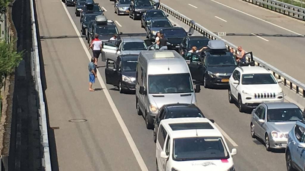 Auf Schwyzer Strassen wurden 2019 weniger Personen verletzt