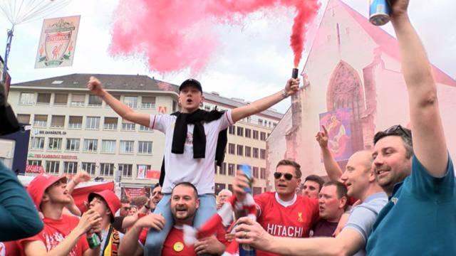 UEFA-Finale: Basel im Ausnahmezustand