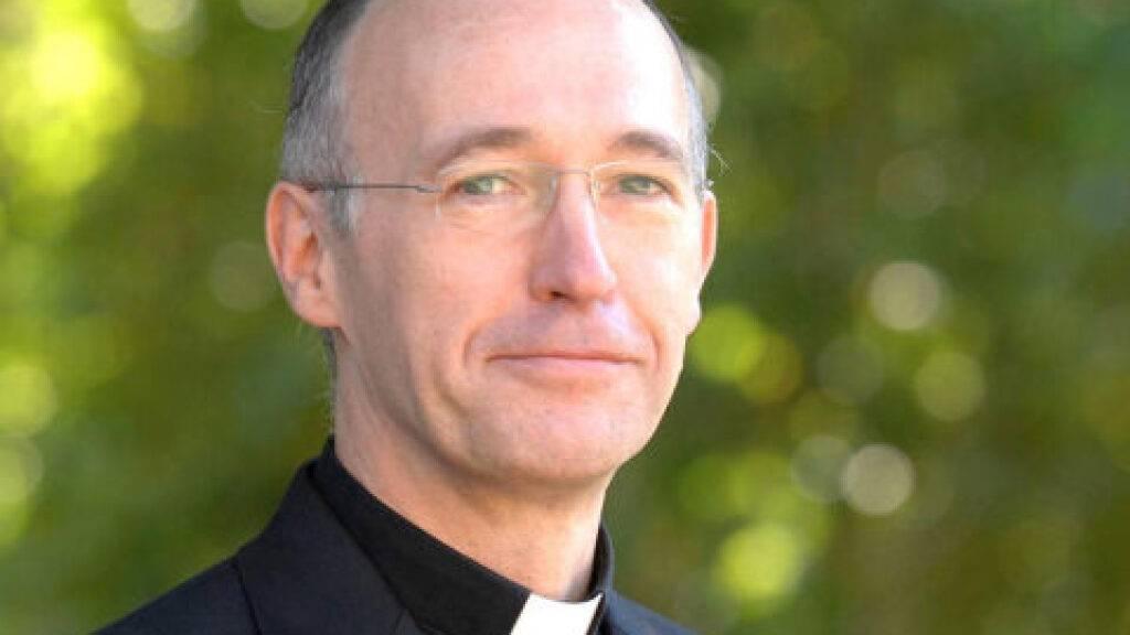 Papst ernennt Erzbischof Krebs zum Nuntius in Bern