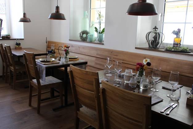Neues Restaurant Wirtshaus zur Trostburg eröffnet
