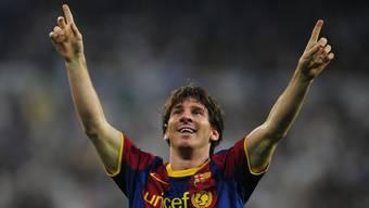 Das sensationelle 2:0 von Lionel Messi gegen Real Madrid im Halbfinale der Champions League