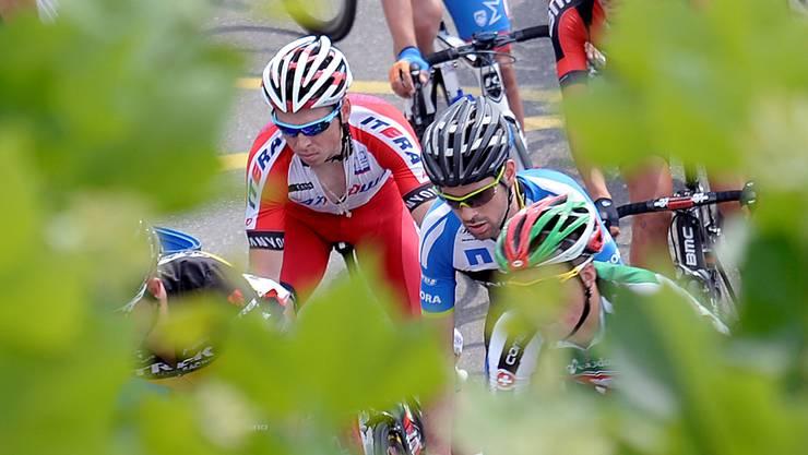 Nach dem Todesfall bei einem Amateur-Radrennen in Gippingen hat die Polizei einen Mann verhaftet, welcher den fatalen Unfall verursacht haben könnte.