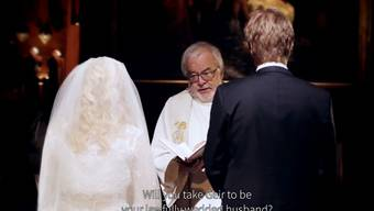Die 12-jährige Thea heiratet den 25 Jahre älteren Mann Geir.