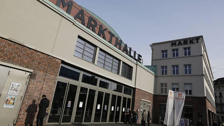 «Retail», also Einzelhandel, könnte laut der Wincasa auch im neuen Betriebskonzept für die Kuppelhalle eine Rolle spielen.
