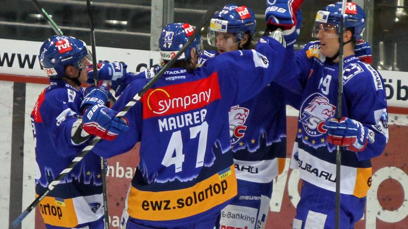 ZSC Lions und Fribourg-Gottéron starten schlecht in die Playoff-Halbfinals