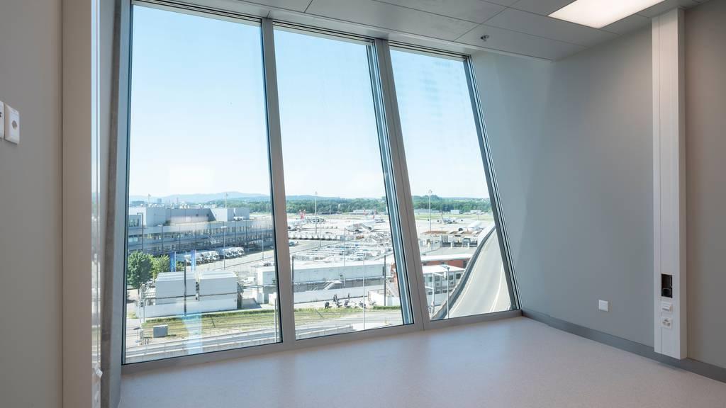 Unispital Zürich eröffnet neuen Standort am Flughafen