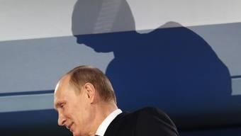 Wladimir Putin anerkennt Krim als unabhängigen Staat