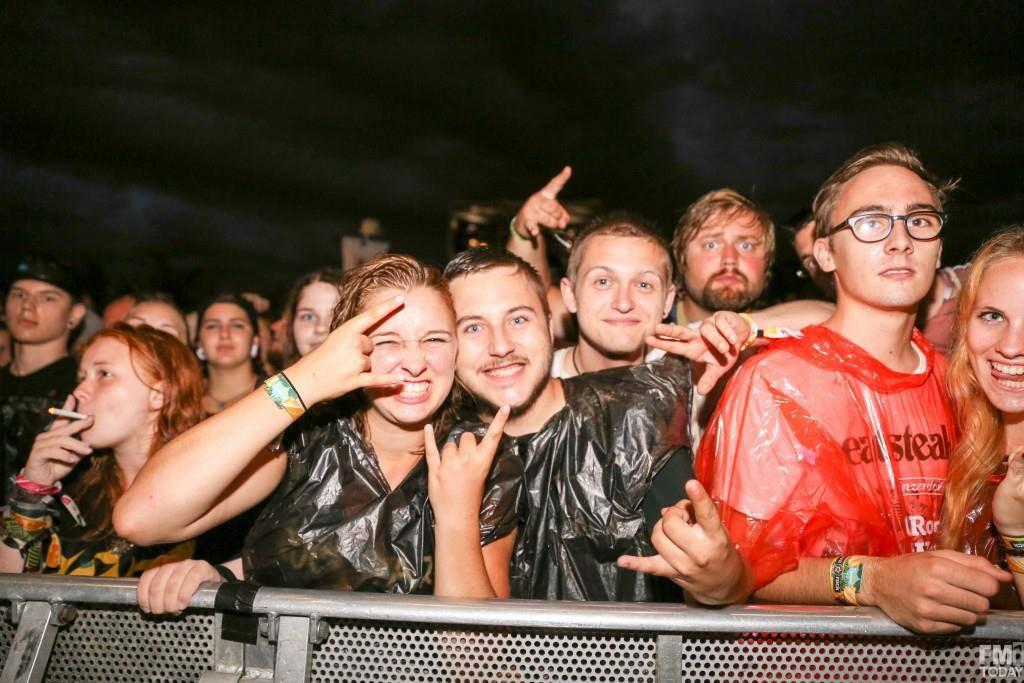 Der Samstagabend am Szene Openair 2017 (© Raphael Rohner / FM1Today)