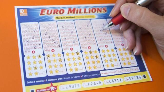 Gut getippt: Die Chancen stehen 1 zu 116 Millionen (Symbolbild)