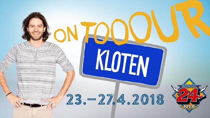 «Tour de 24» in Kloten