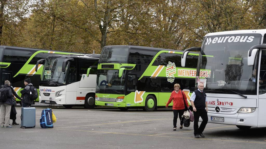 Neue Billig-Bus-Linien durch die Schweiz