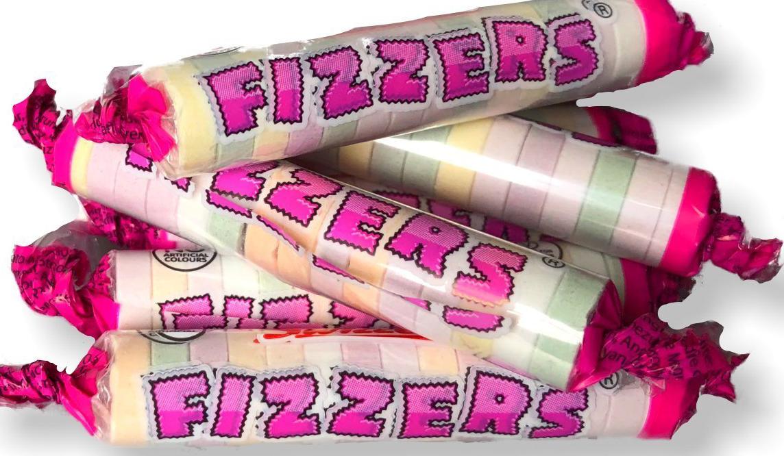Fizzers, manche mögen die violette Sorte nicht. (© PD/Candycabin)