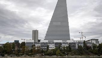 Der Pharmariese Roche hat im letzten Jahr schweizweit die meisten Patente angemeldet und damit dem Kanton Basel-Stadt zu Platz Drei im Kantonsranking verholfen. (Symbolbild)
