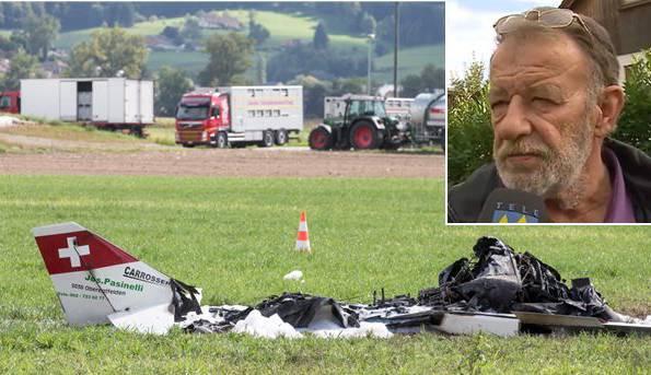Aviatik-Experte zu Unfall-Hergang: «Situation sicher sehr schwierig.»
