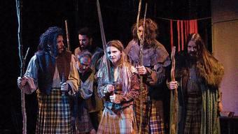 Mystisches Schottland im Dialekt