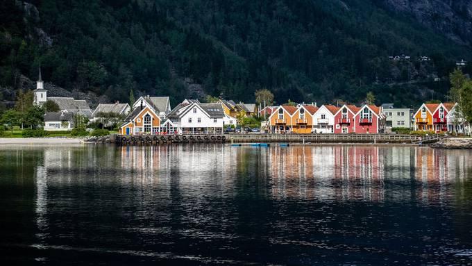 Norweger, die in die Schweiz reisen, müssen danach in Quarantäne. (Symbolbild)