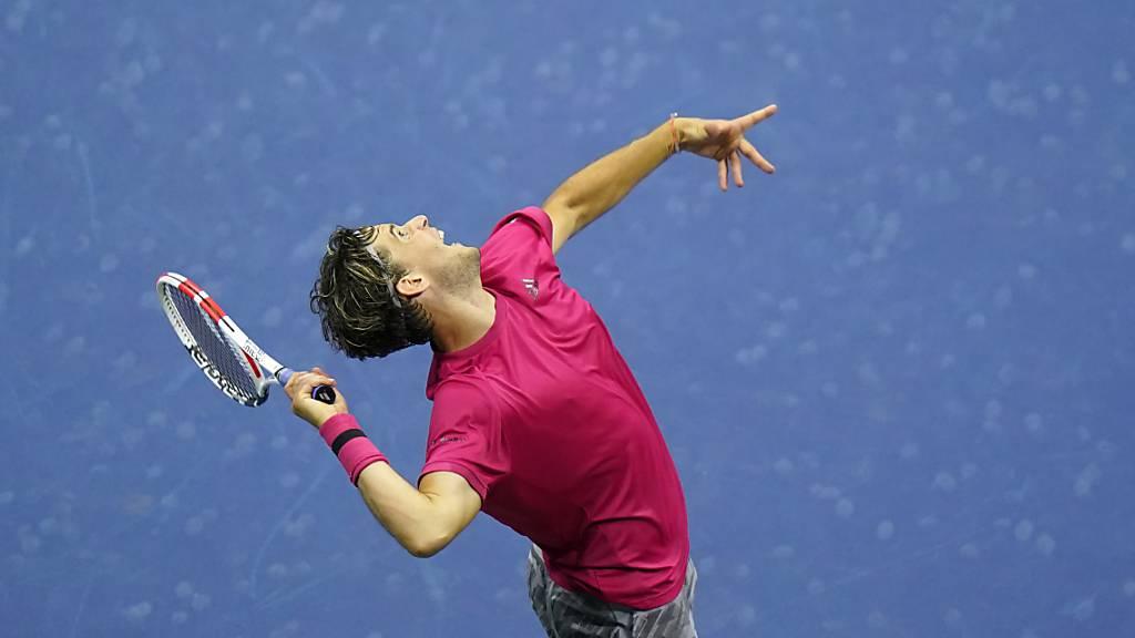 Dominic Thiem darf weiter auf seinen ersten Major-Sieg hoffen