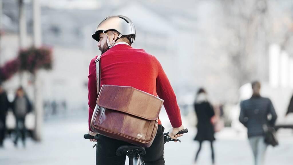 Zehn Schwerverletzte auf E-Bikes jede Woche - Präventionskampagne